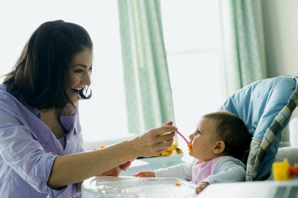 Tips de alimentación el primer año de vida