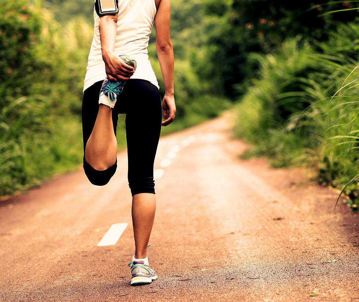 Recomendaciones para estirarte después de entrenar